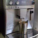 ついに全自動コーヒーメーカー、デロンギ・マグニフィカESAM03110Sを買っちゃいました!!