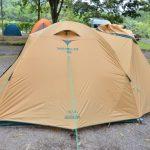 初心者キャンパーがコールマンテント「タフドーム/3025」から「タフドーム/240」に買い換え!